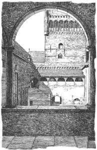 Белфорт Брюгге вид из галереи
