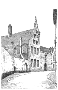 Брюгге дом Бладелина