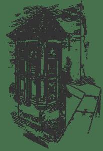 Брюгге балкон ювелира