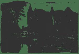 Брюгге Гентские ворота