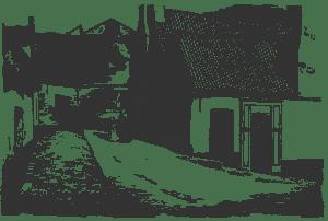 Брюгге ворота монастыря бегинок