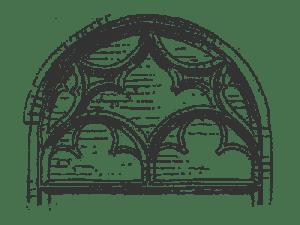 Брюгге кирпичная архитектура