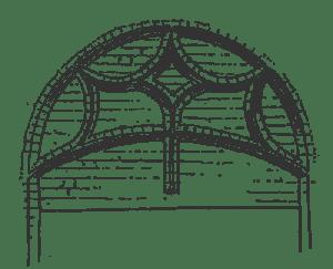 Архитектурные детали Брюгге