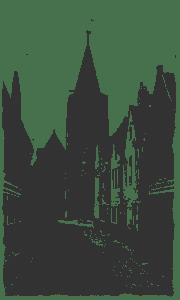 Брюгге церковь St. Gilles