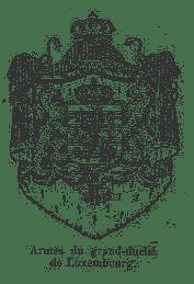 Люксембург герб